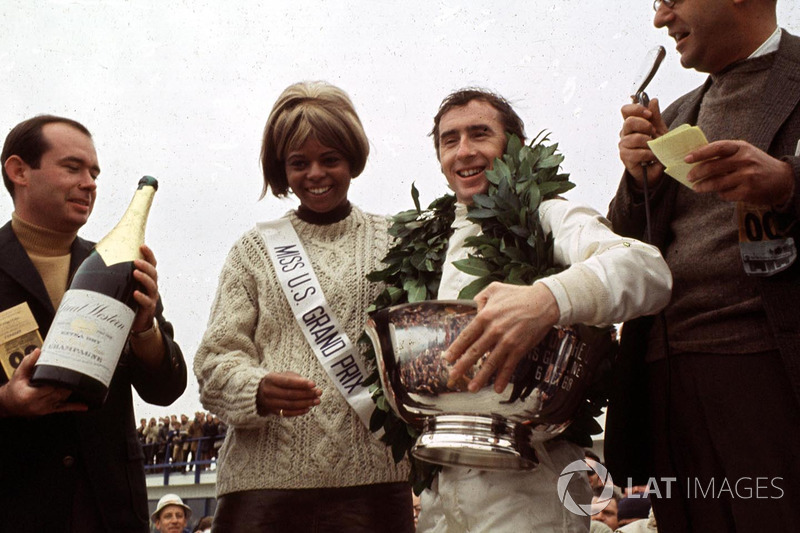1968: Jackie Stewart (Matra MS10)