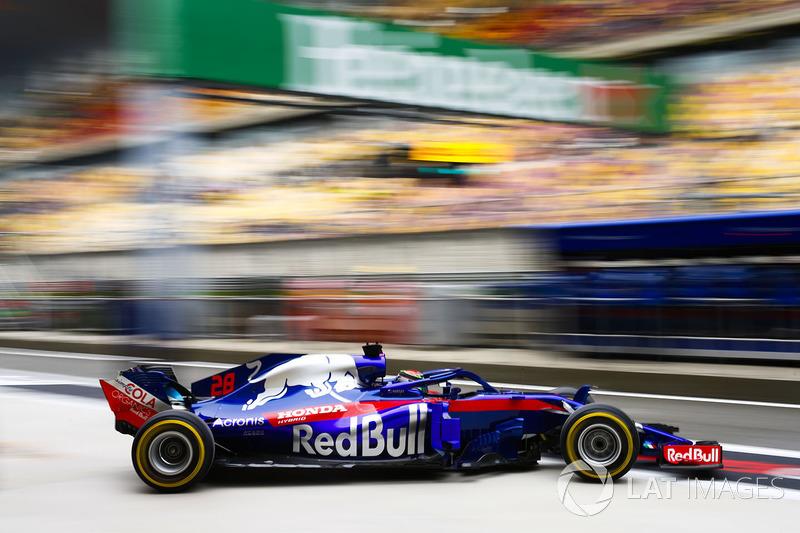 15: Brendon Hartley, Toro Rosso STR13 Honda, 1'33.795