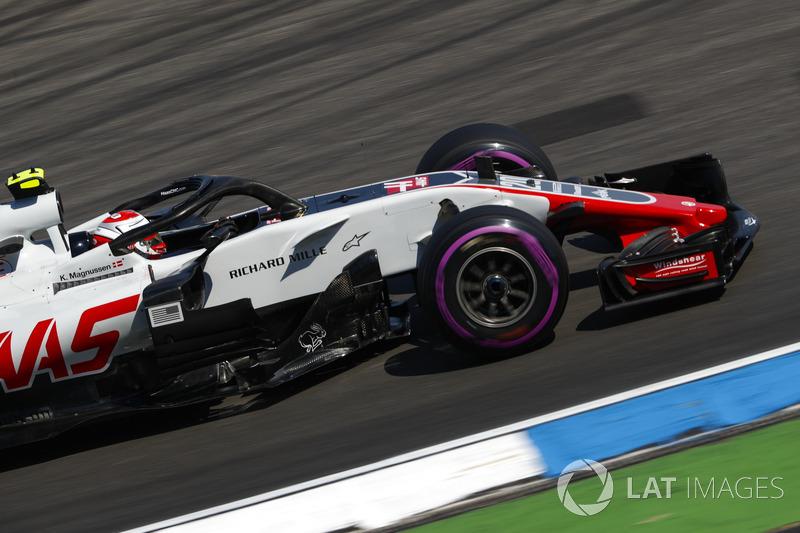 5. Kevin Magnussen, Haas F1 Team VF-18