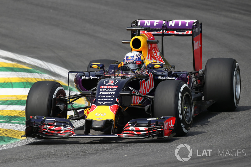 2015: Red-Bull-Renault RB11
