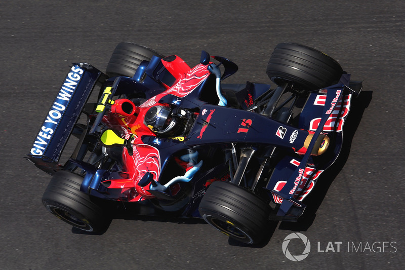 2008: Toro Rosso STR03
