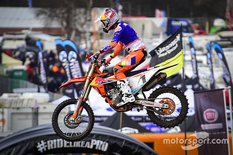Pauls Jonass, KTM Factory Racing