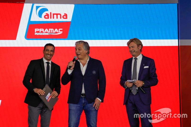 Davide Camicioli, Paolo Campinoti e Sandro Donato Grosso