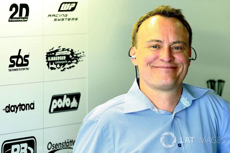 Johannes Orasche (MotoGP-Kommentator/TV-Kollege)