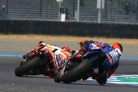 Марк Маркес, Repsol Honda Team та Маверік Віньялес, Yamaha Factory Racing
