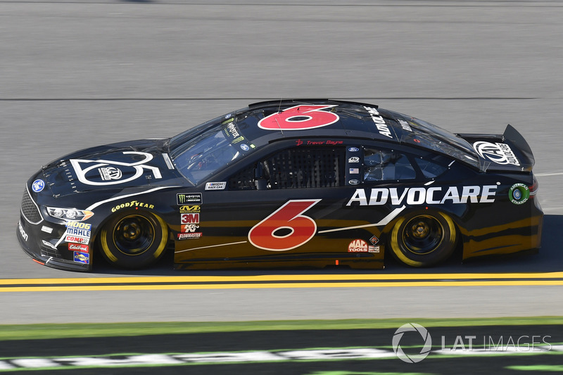 18. Trevor Bayne, Roush Fenway Racing, Ford