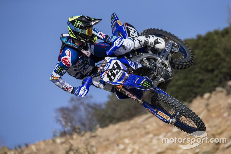 Jeremy Van Horebeek, Yamaha Factory Racing Team