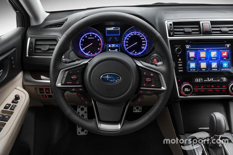 Презентація Subaru Outback 2018