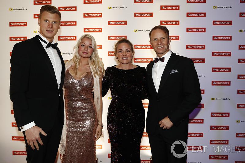 Marcus Gronholm con invitados