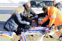 L'incidente di Stefano Crespi, Osella PA 21 EVO