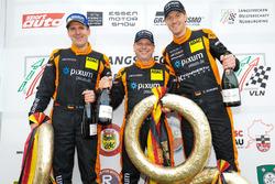 Daniel Zils, Norbert Fischer, Christian Konnerth, Porsche Cayman