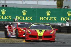 #51 Ferrari van Washington Ferrari 488: Robert Hodes