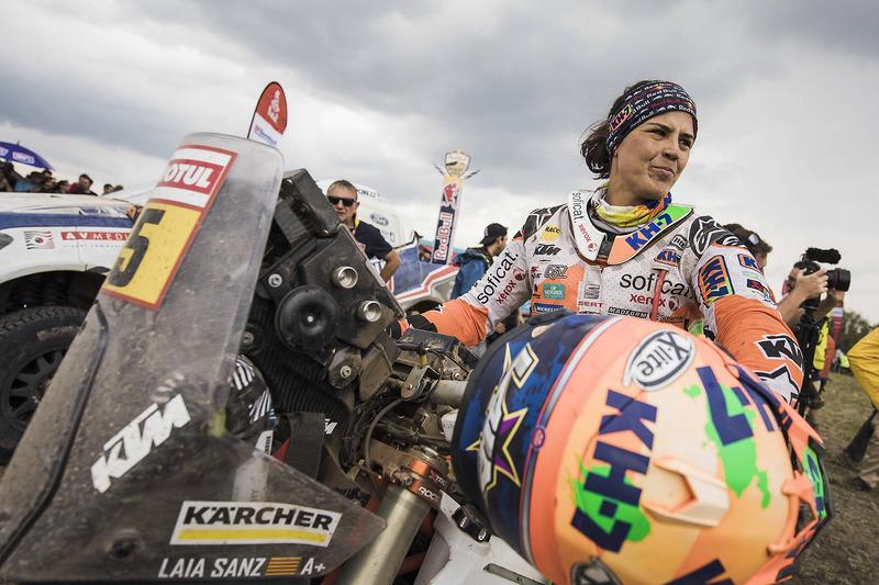 Лайя Санс, Red Bull KTM Factory Racing