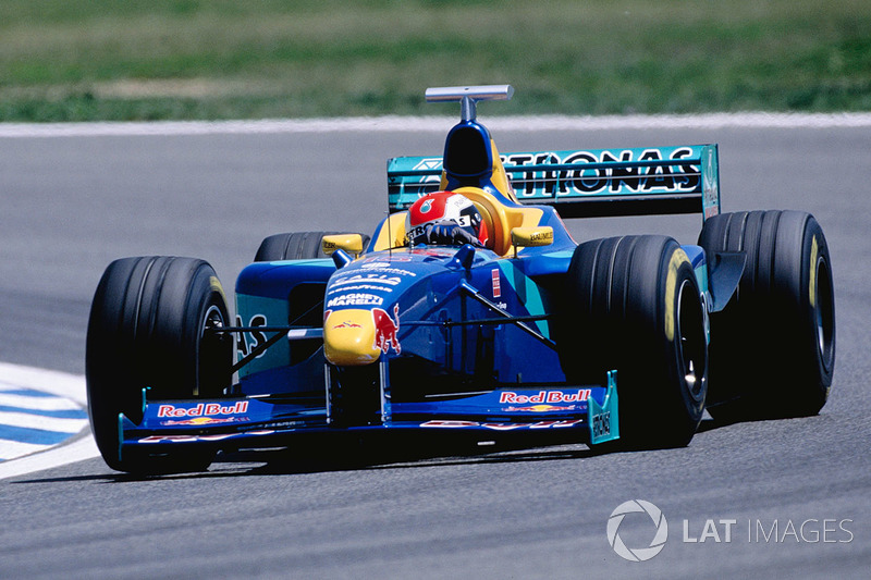 1998: Sauber-Ferrari C17