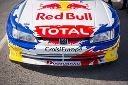 Peugeot 306 Maxi, Sébastien Loeb Racing front detail