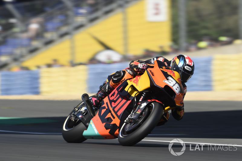 14. Bradley Smith, Red Bull KTM Factory Racing