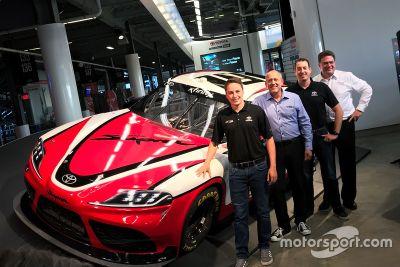 Toyota Supra für NASCAR Xfinity 2019
