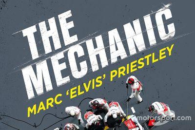 Marc Priestley kitabı