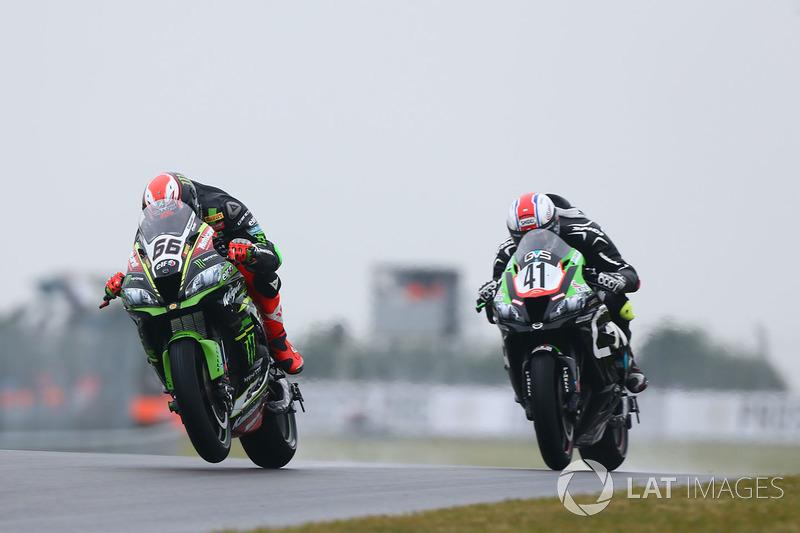 Tom Sykes, Kawasaki Racing, Mossey