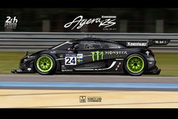 Koenigsegg Agera RS GT1