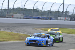 #12 TA2 Ford Mustang: Curt Voght of Cobra Automotive