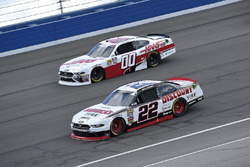 Joey Logano, Team Penske, Ford Mustang Discount Tire, Cole Custer, Stewart-Haas Racing, Ford Mustang Haas Automation