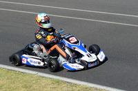 Daniel Ricciardo, Red Bull Racing karting en el Go Kart Club Victoria