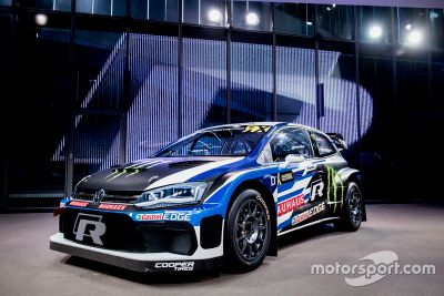 Presentación Volkswagen Motorsport
