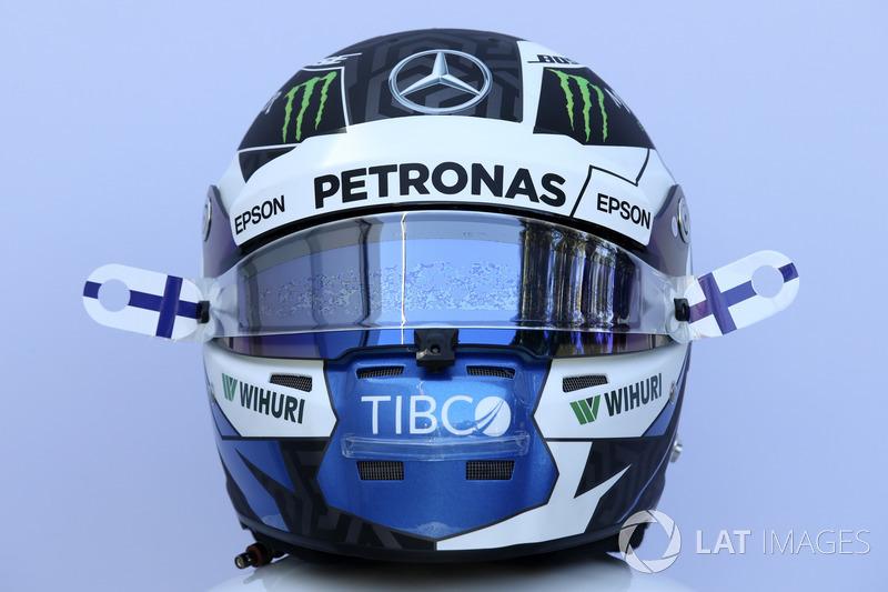 #77: Valtteri Bottas, Mercedes