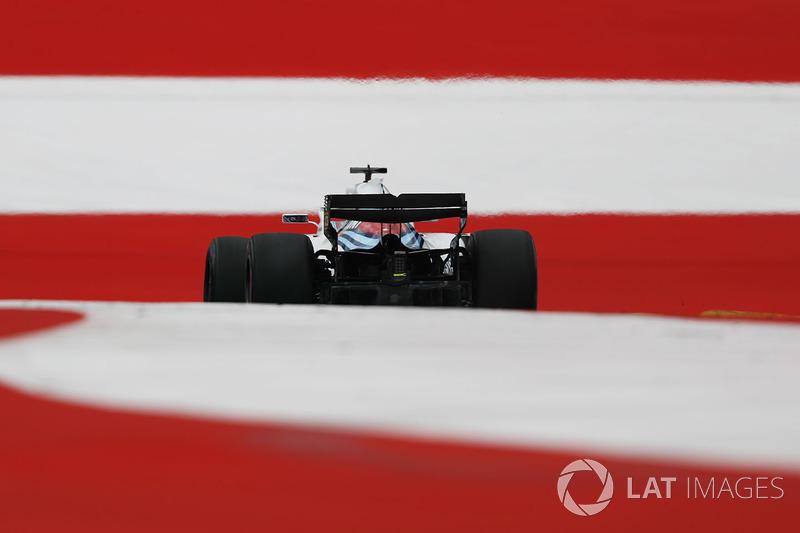 17. Ленс Стролл, Williams FW41 — 4