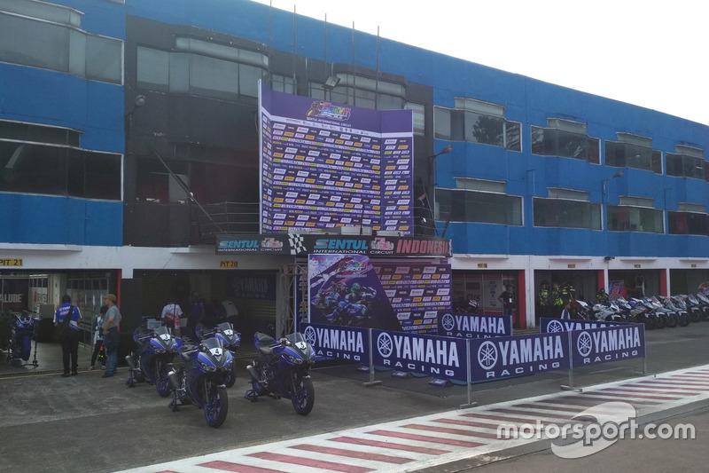 Atmosfer Yamaha Sunday Race