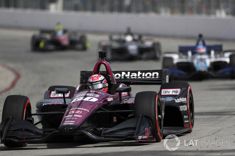 Jack Harvey, Meyer Shank Racing with Schmidt Peterson Honda