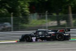 #12 Eurointernational Ligier JS P3 - Nissan: Andrea Dromedari, Maxwell Hanratty, Mark Kvamme