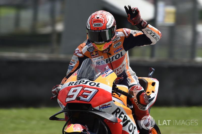 MotoGP Italia (7 insiden)