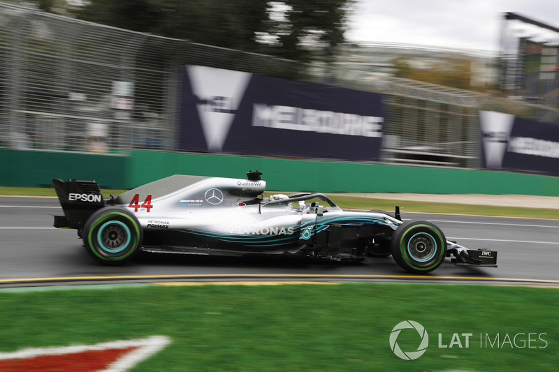 Lewis Hamilton, Mercedes-AMG F1 W09 EQ Power