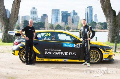Presentazione livrea Renault Sport Megane R.S.
