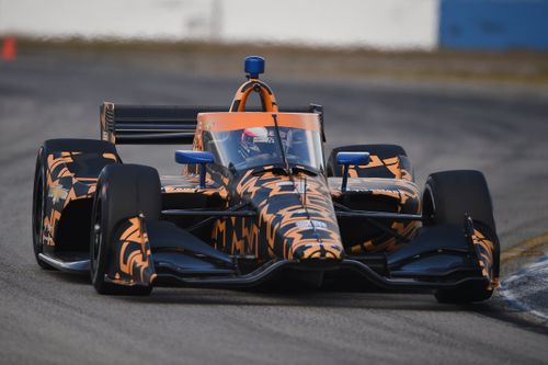 Sebring February testing