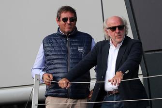 Gerard Neveu y David Richards