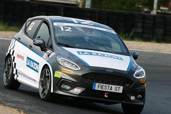 El coche en el que participó Motor1.com en las 24 Horas de Ford 2018
