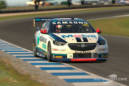 Supercars Eseries: Round 8