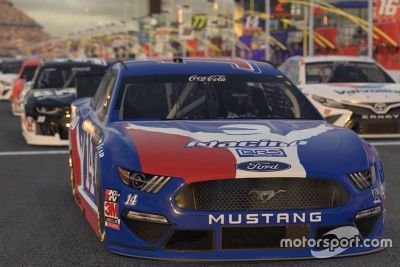 Виртуальный NASCAR-2020