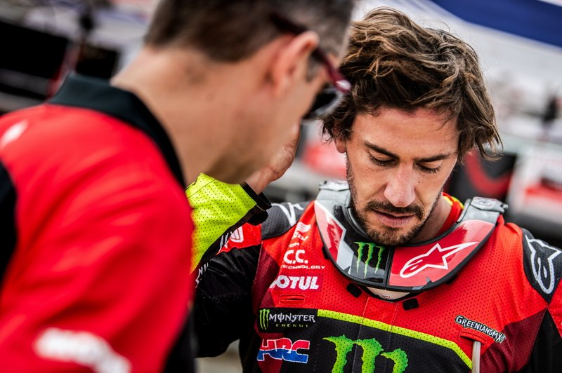 #5 Monster Energy Honda Team Honda: Хоан Барреда