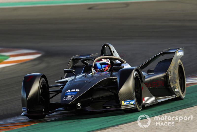 Dragon Racing, Penske EV-3 Gen2