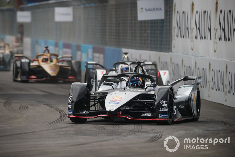 Sébastien Buemi, Nissan e.Dams, Nissan IMO1 Jose Maria Lopez, GEOX Dragon Racing, Penske EV-3