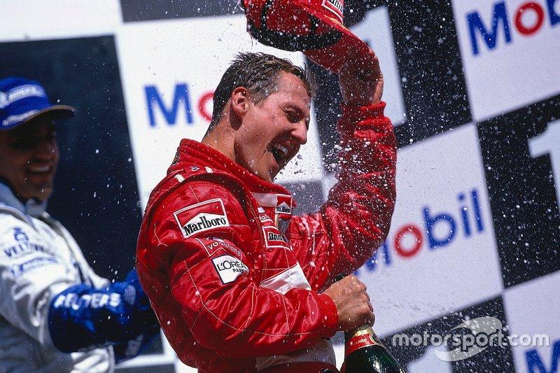 62勝目:2002年ドイツGP