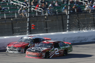 Matt Tifft, Richard Childress Racing, Chevrolet Camaro American Ethanol e15 / Sorghum