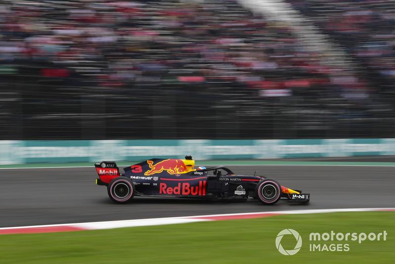 1. Daniel Ricciardo, Red Bull Racing RB14