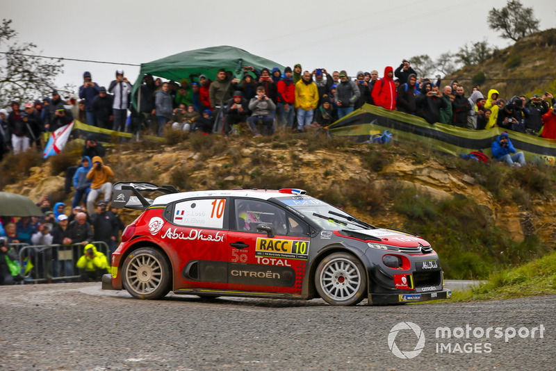 Себастьян Льоб, Даніель Елена, Citroën World Rally Team Citroën C3 WRC