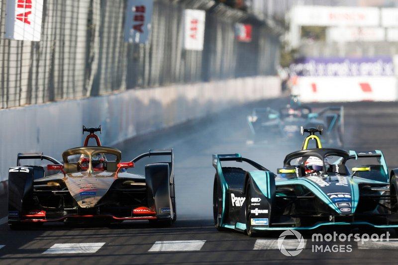 Nelson Piquet Jr., Jaguar Racing, Jaguar I-Type 3, Jean-Eric Vergne, DS TECHEETAH, DS E-Tense FE19