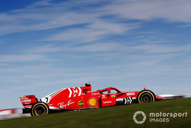 7. Kimi Raikkonen: 57 punten - positie ongewijzigd